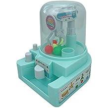 YeahiBaby Mini Grabber Catcher Arm Small Ball Crane Machine Handheld Catch Doll Sin batería de Juguete