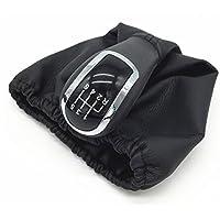 Handy2Crafts Perilla de cambio de velocidad de 6 velocidades con tapa de arranque de garita Tapa