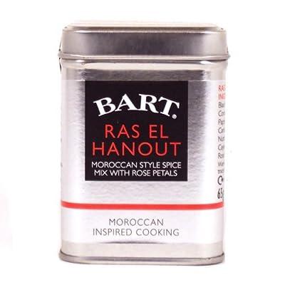 Bart Ras El Hanout Seasoning 65g from Bart