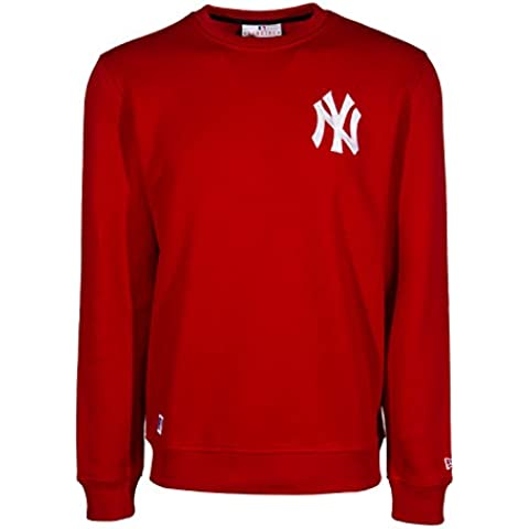 New Era, Uomo, MLB Crew Neck New