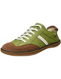 El Naturalista N5273 Soft Grain L.Suede El Viajero, Zapatos de Cordones Derby Unisex Adulto