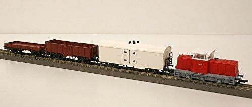 TT START-Einsteigerset-Güterzug mit Bett