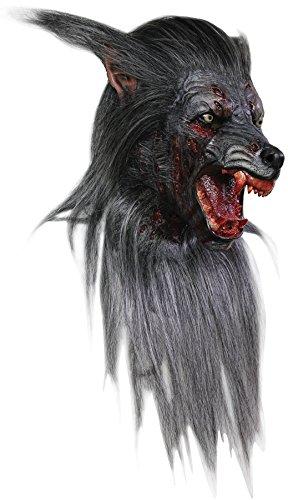 Black Mask Wolf - Ghoulish Kostüme