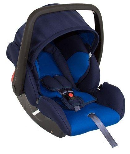 Babyschale Protect von UNITED-KIDS Gruppe 0+ 0-13 kg KN Blau