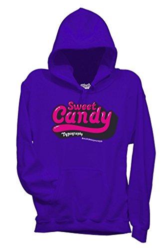 Felpa SWEET CANDY - MUSH by Mush Dress Your Style Viola