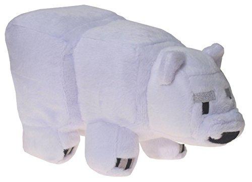 "Baby Polar Bear Plush - Minecraft - 18cm 7"""