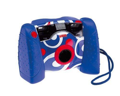 Fisher-Price - Kid-Tough Cámara Digital (Azul) (Mattel)