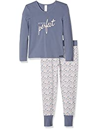 Skiny Lovely Dreams Sleep Lang, Ensemble de Pyjama Fille