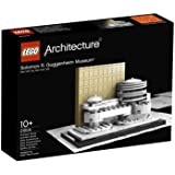 Lego 21004 - Architecture Baukasten, Solomon R. Guggenheim Museum