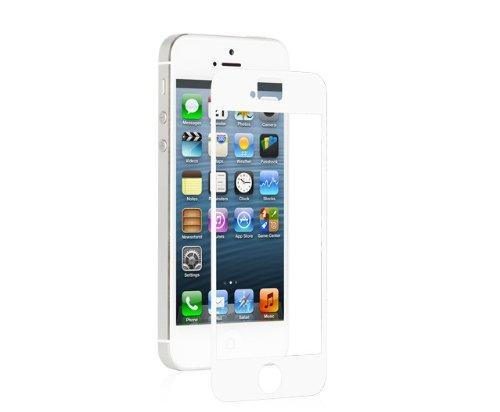 Moshi iVisor AG Cover für Apple iPhone 5 weiß - Moshi 5 Phone I