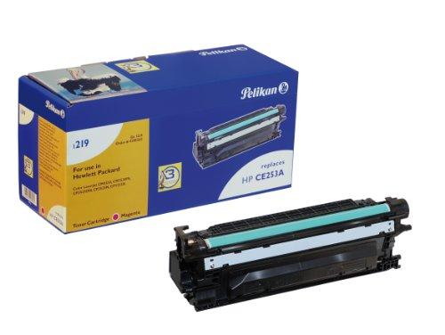 Pelikan Toner-Modul 1219m ersetzt HP CE253A, Magenta, 8750 Seiten - Drum Kit Laserjet