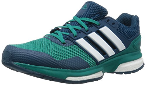 Adidas Energy Cloud 2 w, Zapatillas de Trail Running para Mujer, Gris (Carbon/Carbon/Roalre 000), 44 EU