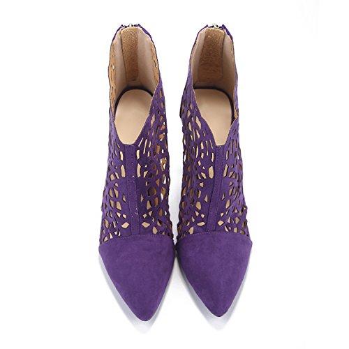 Kevin Fashion , Desert boots femme Violet - violet