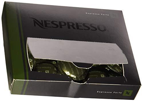 Nespresso Pro Kapseln Pads - 50x Espresso Forte - Original - für Nespresso Pro Systeme
