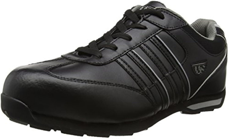 WorksiteSs616Sm - Scarpe da tennis di sicurezza Unisex adulti, Coloreeee Nero, taglia 10 UK (44 EU) | Molte varietà  | Uomo/Donne Scarpa
