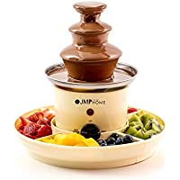 The Home Chocolate Fountain with Serving Trays - Chocolate Fountains and Chocolate Fondues