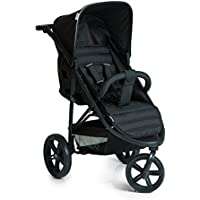 Hauck Rapid Three Wheel Pushchair (Caviar/Black)