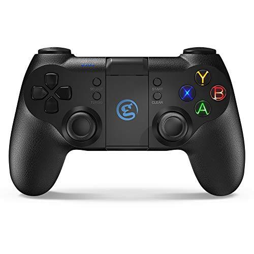 DMMW ASDQ T1 Bluetooth-Android-Joystick, USB-Kabel-Gamepad, kompatibel mit Android-Telefonen (kein 2.4G-Empfänger)
