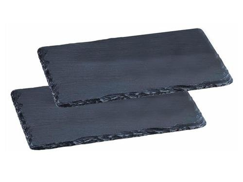 2x-kesper-servierplatte-schieferplatte-buffetplatte-aus-schiefer-30-x-20-x-07-cm