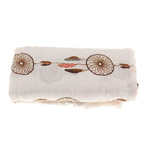 Preisvergleich Produktbild Baumwolle Musselin Für Baby Fang Träumer Decke Swaddle Bettwäsche Abdeckung Empfang - farbe10, one size