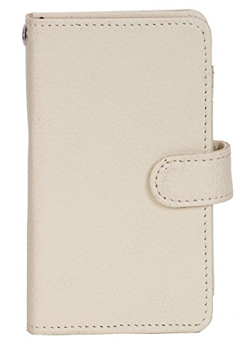 Nokia Asha 501 - Handmade Flip Wallet Leather Pouch Cover Comfortable & Stylish (Be Unique Buy Unique) Buy it Now By Senzoni  available at amazon for Rs.279