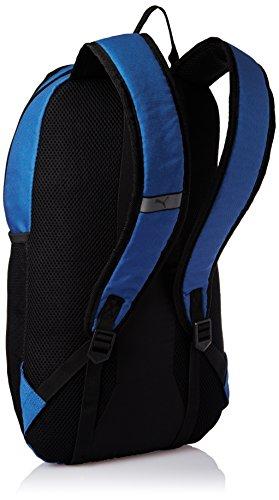 Puma Unisex Deck Backpack Ii Rucksack true blue-puma black