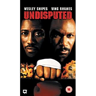Undisputed [VHS]
