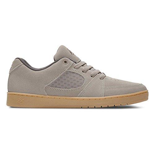 éS Footwear ES Skb Shoe Accel Slim Tan/GU, Tan/Gum 8 (Braun Tan Gum)