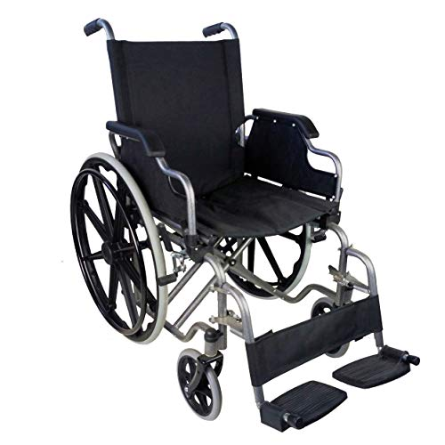 Silla de ruedas | Plegable