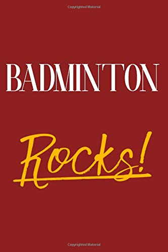 Badminton Rocks (Badminton Rocks!)