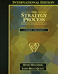 The Strategy Process: Concepts, Contexts and Cases: Concepts, Context and Cases