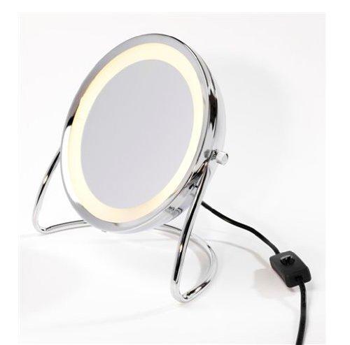 Miroir lumineux grand modèle Ellepi Garanti(e) 6 mois