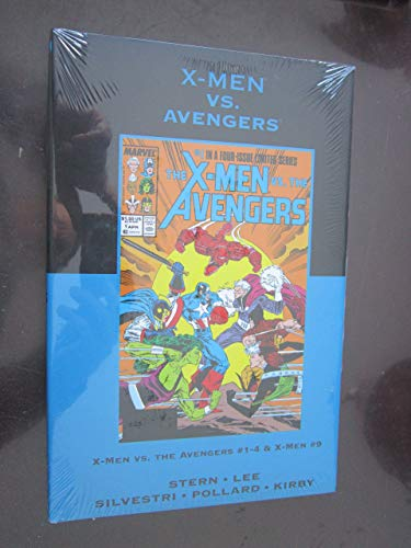 X-MEN VS AVENGERS PREM HC DM VAR ED 35
