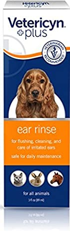Vetericyn All Animal Ear Rinse 4 Oz