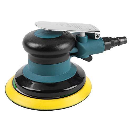 Druckluft Schleifer, Exzenterschleifer Schleifmaschine Air Sander Polierwerkzeug zum Schleifen und Polieren von Kunststeine, Möbel, Holzprodukte, Metalle usw