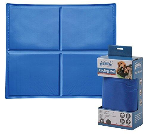 Pawise Kühlmatte für Hunde, kühlende Hundedecke, Kühlkissen Pet COOL MAT - XL - 96 x 81 cm