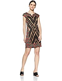 global desi Women's Shift Dress