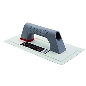 Bellota 5869 – Llana de albañil flexible de polipropileno, 300×140 mm