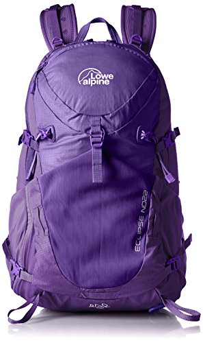 LOWE ALPINE ECLIPSE ND22 WOMENS BACKPACK (ORCHID/ROYAL LILAC)