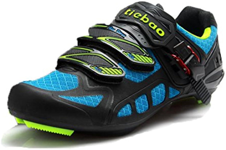 Zapatillas de Ciclismo Profesionales Que montan Zapatos autobloqueantes