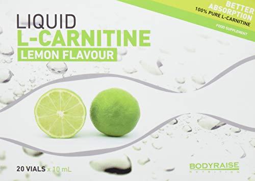 Bodyraise 100% Pure L-Carnitina Líquida