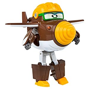 Super Wings - Todd, figura transformable, 14 x 11 x 13 cm (ColorBaby 85221)