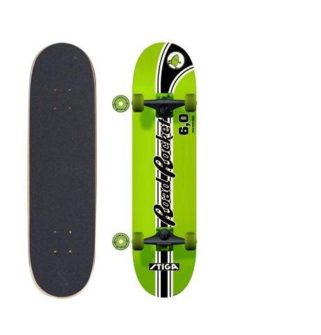 Stiga Skateboard Road Rocket 6.0 Multicolore