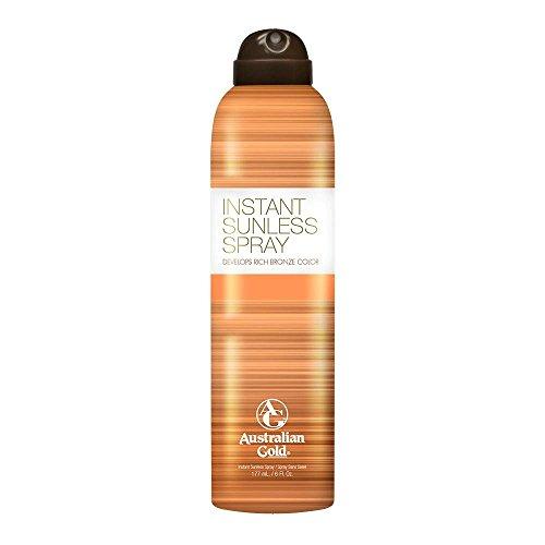 Australian gold - instant sunless spray 177 ml autoabbronzante corpo