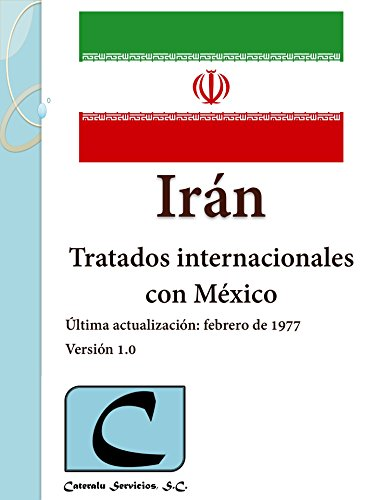 Irán - Tratados Internacionales con México