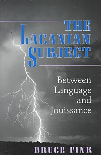 [(The Lacanian Subject : Between Language and Jouissance)] [By (author) Bruce Fink] published on (December, 1996)