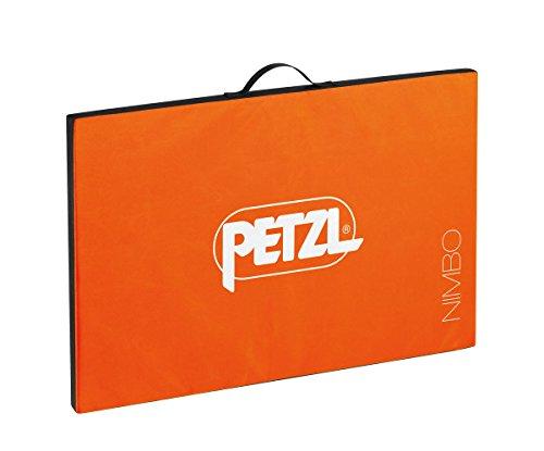 Petzl Unisex– Erwachsene Crashpad Nimbo Orange 75x50x3cm