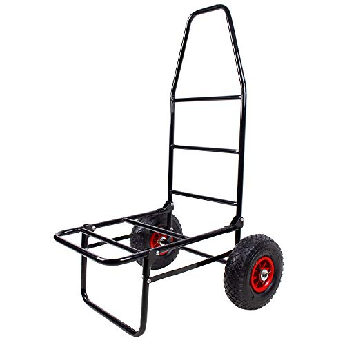 ARAPAIMA FISHING EQUIPMENT® Sackkarre Trolley mit Luftbereifung
