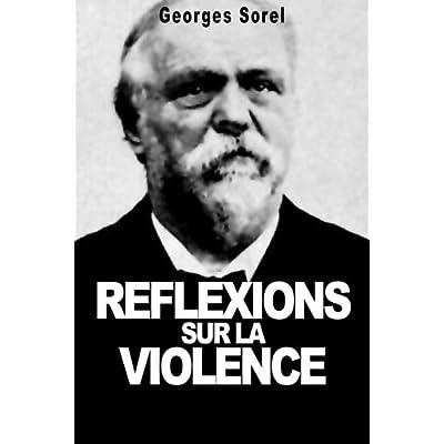 Reflexions sur la violence
