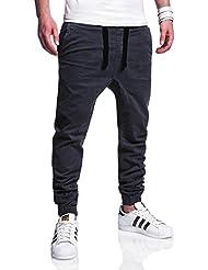 MT Styles sarouel Jogging Chino-pantalon homme RJ-3176